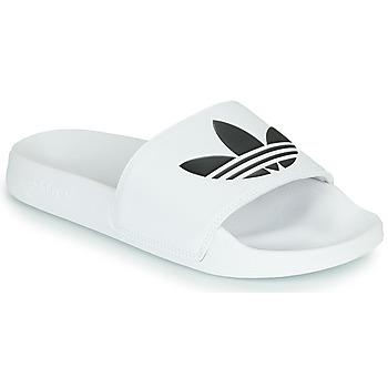 kengät Rantasandaalit adidas Originals ADILETTE LITE White