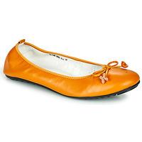 kengät Naiset Balleriinat Mac Douglas ELIANE Orange