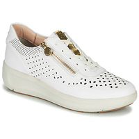 kengät Naiset Matalavartiset tennarit Stonefly ROCK 10 Valkoinen