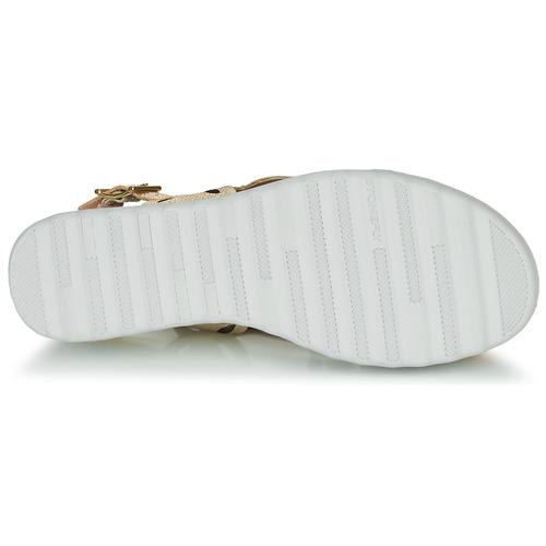 Stonefly Parky 9 Kulta - Ilmainen Toimitus- Kengät Sandaalit Naiset 81