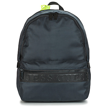 laukut Miehet Reput Guess DAN BACKPACK Blue