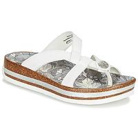kengät Naiset Sandaalit ja avokkaat Think ZEGA Valkoinen