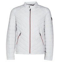 vaatteet Miehet Toppatakki Guess SUPER FITTED JKT TRAVEL White