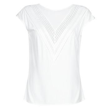 vaatteet Naiset Topit / Puserot Guess SS MALIKA TOP White