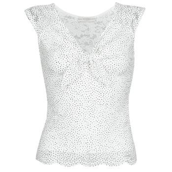 vaatteet Naiset Topit / Puserot Guess GIUNONE TOP White