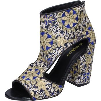 kengät Naiset Nilkkurit Elena Iachi BP21 Musta
