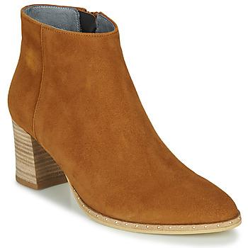 kengät Naiset Nilkkurit Myma LASTICO Camel