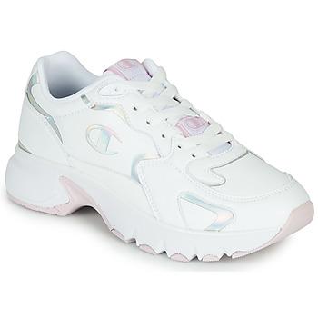 kengät Naiset Matalavartiset tennarit Champion CWA ECLIPSE White