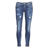 vaatteet Naiset Slim-farkut Le Temps des Cerises PULP SLIM 7/8 Blue