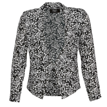 vaatteet Naiset Takit / Bleiserit Le Temps des Cerises OPAL Black