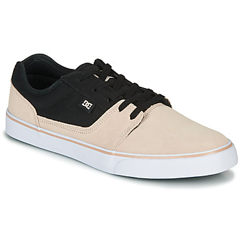 kengät Miehet Matalavartiset tennarit DC Shoes TONIK Beige / Black