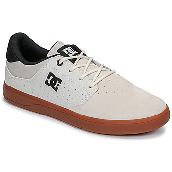kengät Miehet Matalavartiset tennarit DC Shoes PLAZA TC Beige