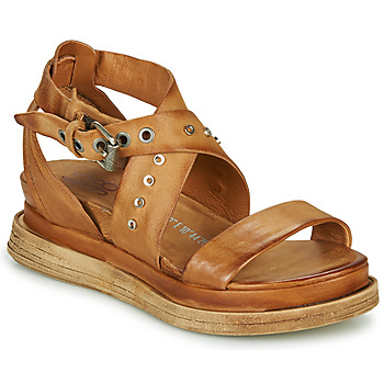 kengät Naiset Sandaalit ja avokkaat Airstep / A.S.98 LAGOS 2 Kamelinruskea