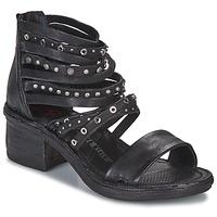 kengät Naiset Sandaalit ja avokkaat Airstep / A.S.98 KENYA Musta
