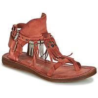 kengät Naiset Sandaalit ja avokkaat Airstep / A.S.98 RAMOS Red