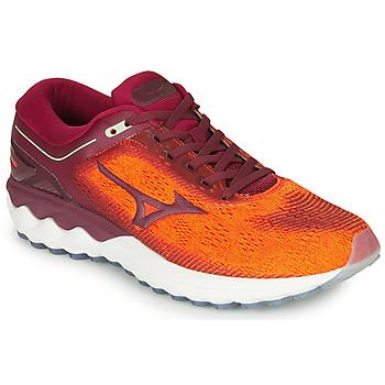 kengät Miehet Juoksukengät / Trail-kengät Mizuno SKYRISE Punainen / Oranssi