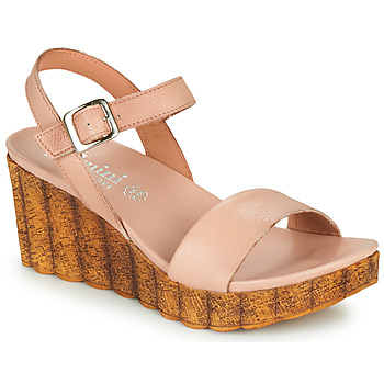 kengät Naiset Sandaalit ja avokkaat Felmini LESLIE Beige