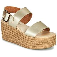 kengät Naiset Sandaalit ja avokkaat MTNG GARISSAN Kulta