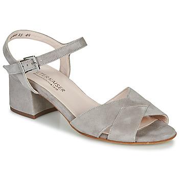 kengät Naiset Sandaalit ja avokkaat Peter Kaiser CHIARA Beige