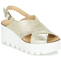 kengät Naiset Sandaalit ja avokkaat Sweet Lemon SUAX Kulta