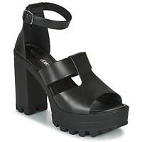 kengät Naiset Sandaalit ja avokkaat Sweet Lemon LORIS Musta