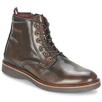 kengät Miehet Bootsit Coxx Borba MSATA-605.01 Brown