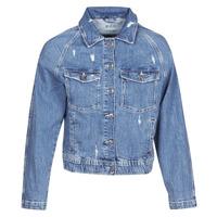vaatteet Naiset Farkkutakki Esprit ESPRILA Blue
