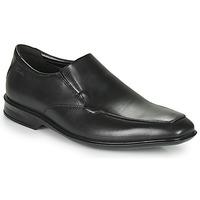 kengät Miehet Derby-kengät Clarks BENSLEY STEP Black