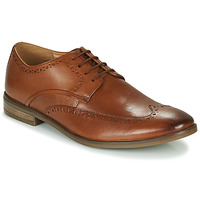kengät Miehet Derby-kengät Clarks STANFORD LIMIT Brown