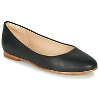 kengät Naiset Balleriinat Clarks GRACE PIPER Black