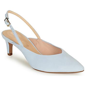 kengät Naiset Korkokengät Clarks LAINA55 SLING Sininen