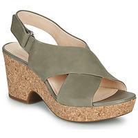 kengät Naiset Sandaalit ja avokkaat Clarks MARITSA LARA Taupe