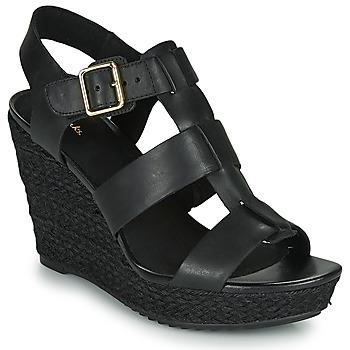 kengät Naiset Sandaalit ja avokkaat Clarks MARITSA95 GLAD Black