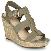kengät Naiset Sandaalit ja avokkaat Clarks MARITSA95 GLAD Kaki