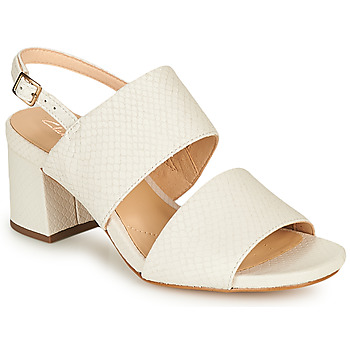 kengät Naiset Sandaalit ja avokkaat Clarks SHEER55 SLING Valkoinen