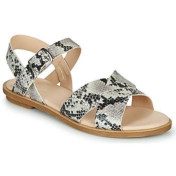 kengät Naiset Sandaalit ja avokkaat Clarks WILLOW GILD Python