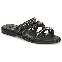 kengät Naiset Sandaalit Tosca Blu CUBA Black