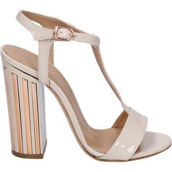 kengät Naiset Sandaalit ja avokkaat Marc Ellis Sandaalit BP29 Beige