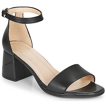 kengät Naiset Sandaalit ja avokkaat Wonders NATURE Black