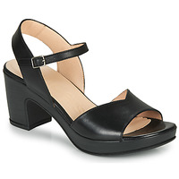 kengät Naiset Sandaalit ja avokkaat Wonders NATURE-CUERO Black