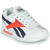 kengät Lapset Matalavartiset tennarit Reebok Classic REEBOK ROYAL CLJOG Grey / Blue