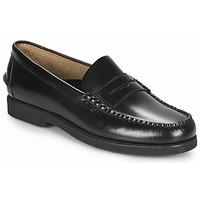 kengät Miehet Mokkasiinit Sebago DAN POLARIS Black