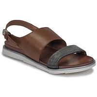 kengät Naiset Sandaalit ja avokkaat Mjus CATANA Brown