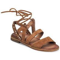 kengät Naiset Sandaalit ja avokkaat Mjus GRAM LACE Camel