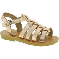 kengät Tytöt Sandaalit ja avokkaat Attica Sandals PERSEPHONE CALF GOLD-PINK oro