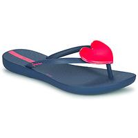 kengät Tytöt Varvassandaalit Ipanema MAXI FASHION Blue / Pink