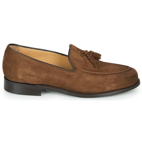 Barker Studland Brown - Ilmainen Toimitus- Kengät Kävelykengät Miehet 235