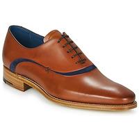 kengät Miehet Herrainkengät Barker EMERSON Brown / Blue