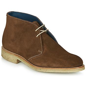 kengät Miehet Bootsit Barker CONNER Brown