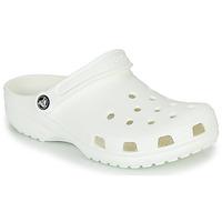 kengät Puukengät Crocs CLASSIC Valkoinen